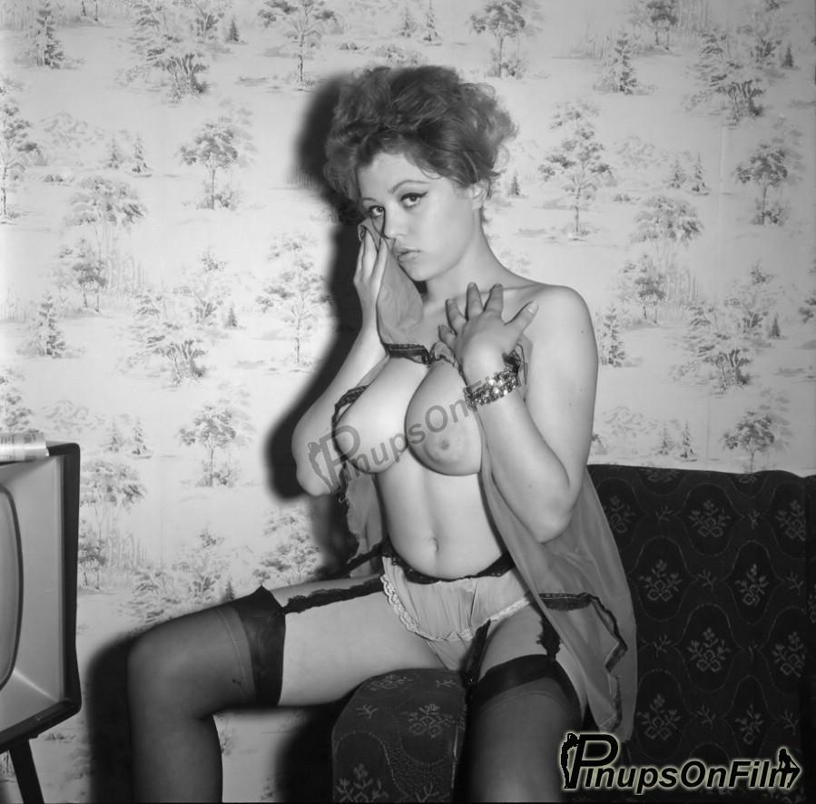 Vicky Kennedy Margaret Nolan Nude
